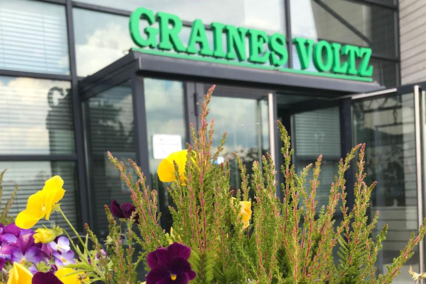 Graines Voltz : Une entreprise d'envergure