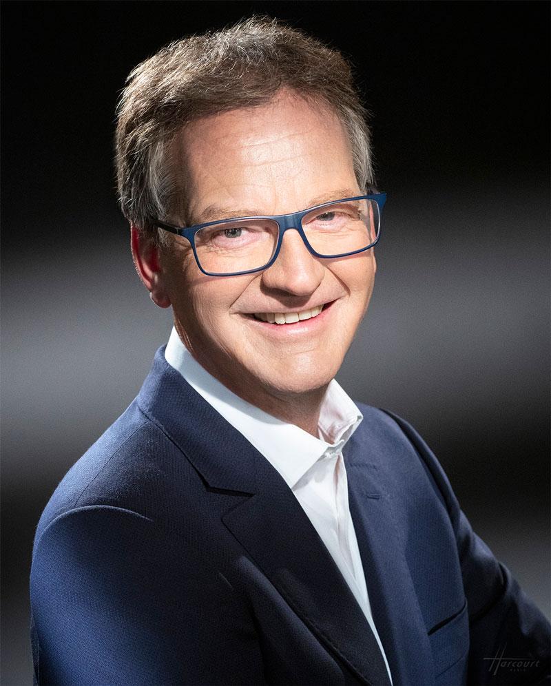 Portrait de Serge Voltz : PDG de Graines Voltz