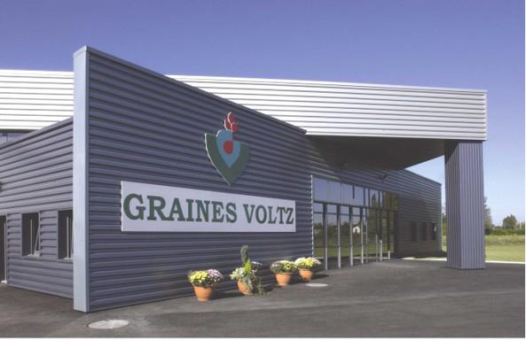 Graines Voltz : création d'un centre à Angers